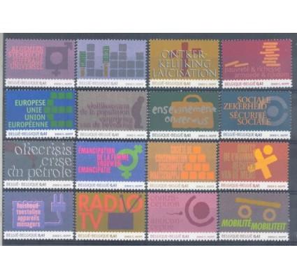 Znaczek Belgia 2002 Mi 3176-3180 Czyste **