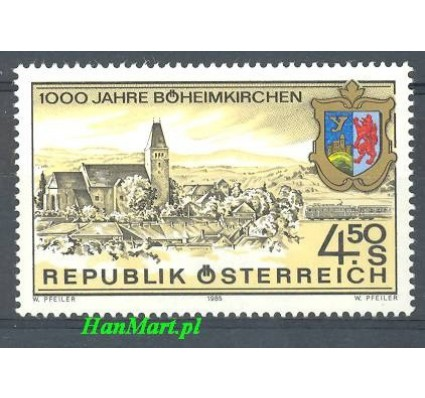 Znaczek Austria 1985 Mi 1812 Czyste **