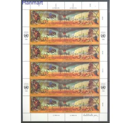 Znaczek Narody Zjednoczone Wiedeń 1993 Mi 156-159 Czyste **