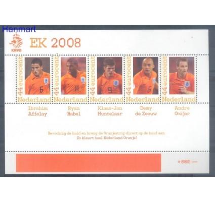 Znaczek Holandia 2008 Mi per 01 Czyste **