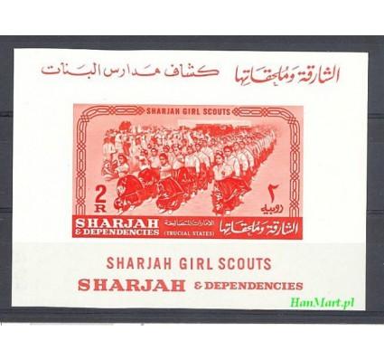 Sharjah 1964 Mi bl 7 Czyste **
