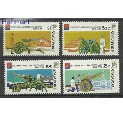 Znaczek Singapur 1988 Mi 546-549 Czyste **