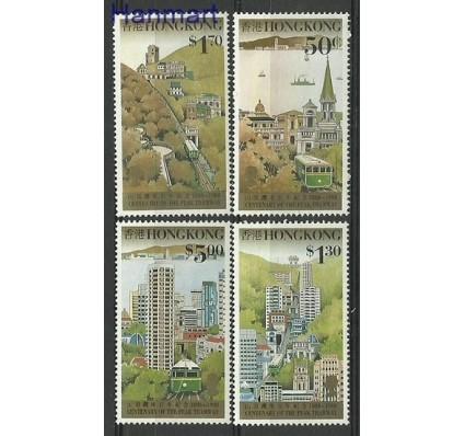 Znaczek Hong Kong 1988 Mi 544-547 Czyste **