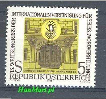 Znaczek Austria 1985 Mi 1818 Czyste **