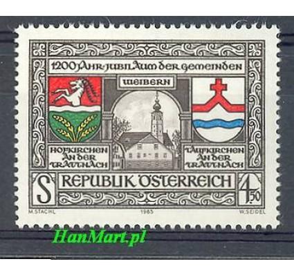 Znaczek Austria 1985 Mi 1824 Czyste **