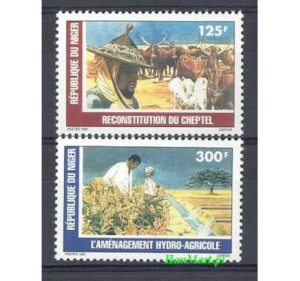 Znaczek Niger 1995 Mi 1168-1169 Czyste **
