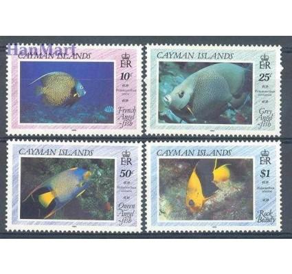 Znaczek Kajmany 1990 Mi 632-635 Czyste **