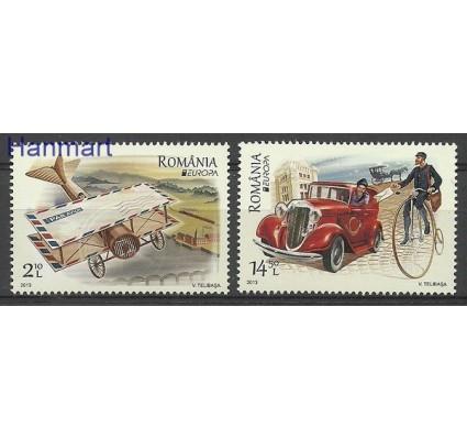 Znaczek Rumunia 2013 Mi 6705-6706 Czyste **