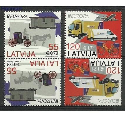Znaczek Łotwa 2013 Mi 861-862 Czyste **