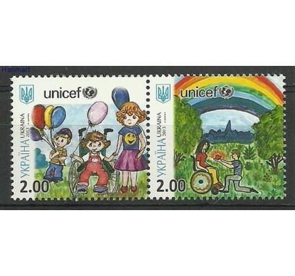 Znaczek Ukraina 2013 Mi 1336-1337 Czyste **