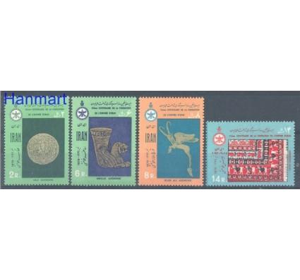 Znaczek Iran 1970 Mi 1476-1479 Czyste **