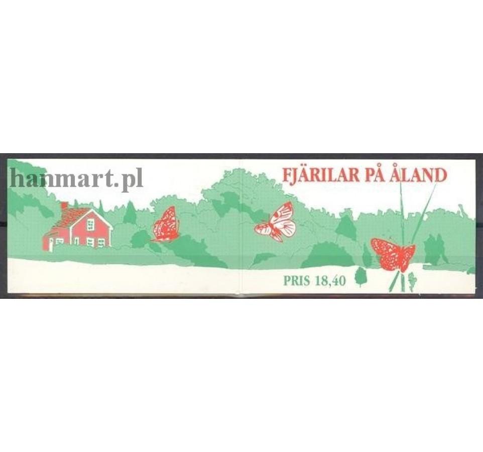 Wyspy Alandzkie 1994 Mi mh 2 Czyste **