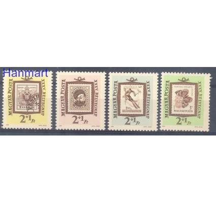 Znaczek Węgry 1962 Mi 1868-1871 Czyste **