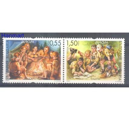 Znaczek Bułgaria 2007 Mi 4792-4793 Czyste **