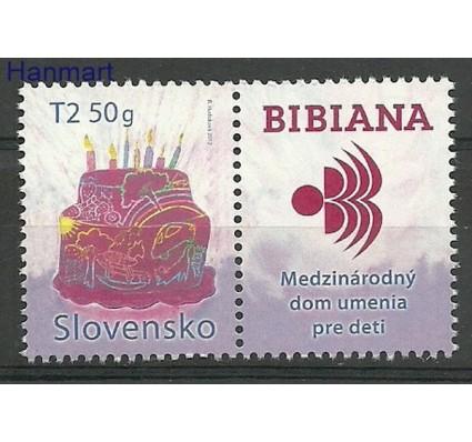 Znaczek Słowacja 2012 Mi zf 683 Czyste **