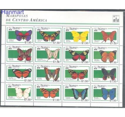 Znaczek Nikaragua 1994 Mi 3257-3272 Czyste **