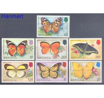 Znaczek Antigua i Barbuda 1975 Mi 381-387 Czyste **