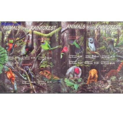 Znaczek Antigua i Barbuda 2000 Mi ark 3299-3310 Czyste **