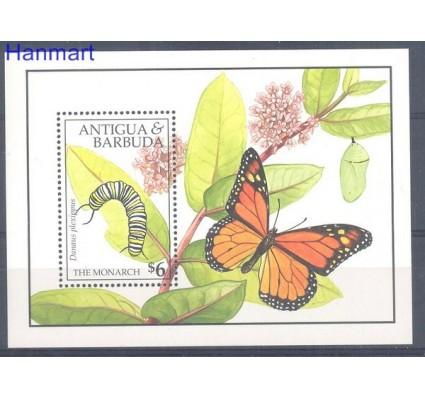 Znaczek Antigua i Barbuda 1991 Mi bl 199 Czyste **