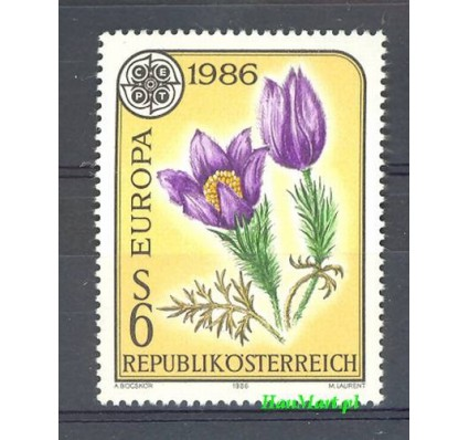 Znaczek Austria 1986 Mi 1848 Czyste **