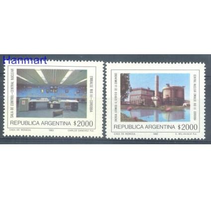 Znaczek Argentyna 1982 Mi 1582-1583 Czyste **