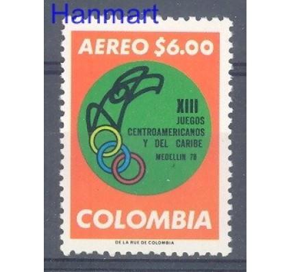 Znaczek Kolumbia 1977 Mi 1339 Czyste **
