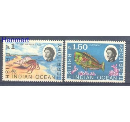 Znaczek Brytyjskie Terytorium Oceanu Indyjskiego 1968 Czyste **