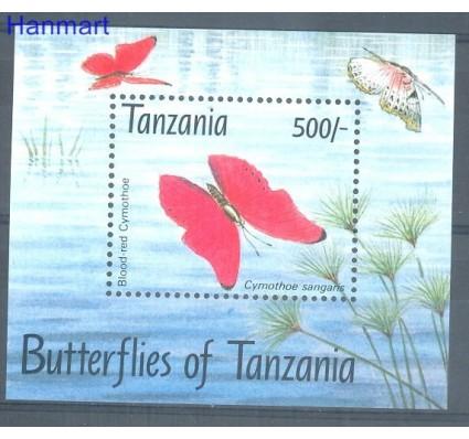 Znaczek Tanzania 1993 Mi bl 233 Czyste **
