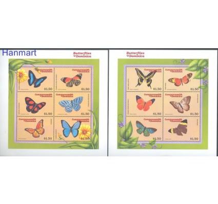 Znaczek Dominika 2000 Mi 2831-2848 Czyste **