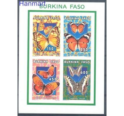 Znaczek Burkina Faso 1996 Mi ark 1410-1413B Czyste **