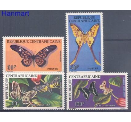 Znaczek Republika Środkowoafrykańska 1976 Mi 413-416 Czyste **