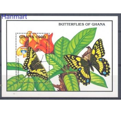 Znaczek Ghana 1992 Mi bl 199 Czyste **