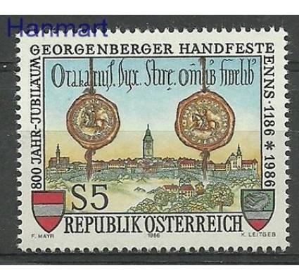 Znaczek Austria 1986 Mi 1855 Czyste **