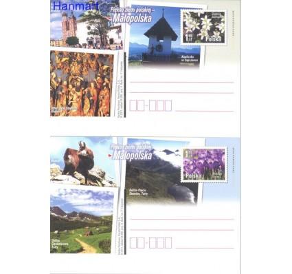 Znaczek Polska 2011 Fi Cp 1565-1568 Całostka pocztowa