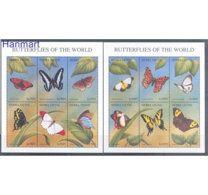 Znaczek Sierra Leone 1997 Mi 2858-2869 Czyste **