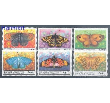 Znaczek Togo 1999 Mi 2875-2880 Czyste **