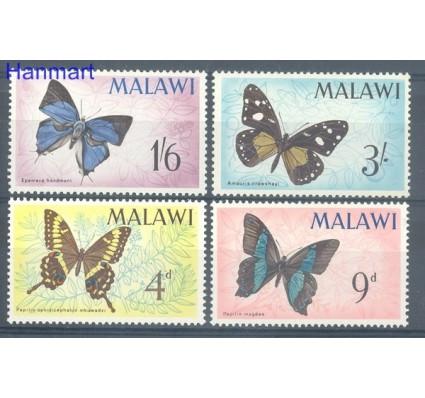 Znaczek Malawi 1966 Mi 37-40 Czyste **