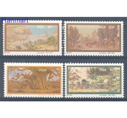 Znaczek Republika Południowej Afryki 1976 Mi 492-495 Czyste **