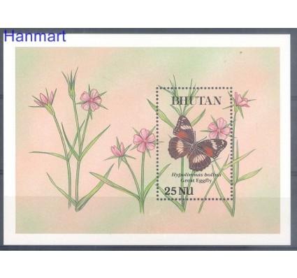 Znaczek Bhutan 1990 Mi bl 241 Czyste **