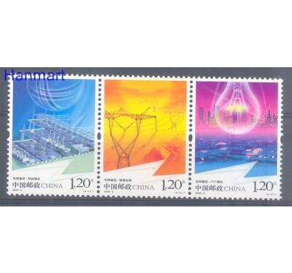 Znaczek Chiny 2009 Mi 4030-4032 Czyste **
