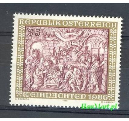Znaczek Austria 1986 Mi 1870 Czyste **