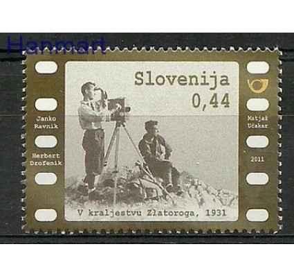 Znaczek Słowenia 2011 Mi 896 Czyste **