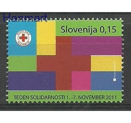 Znaczek Słowenia 2011 Mi zwa 65 Czyste **