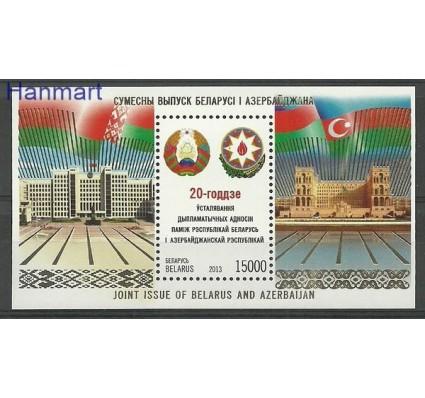 Znaczek Białoruś 2013 Mi bl 103 Czyste **