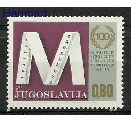 Jugosławia 1974 Mi 1538 Czyste **