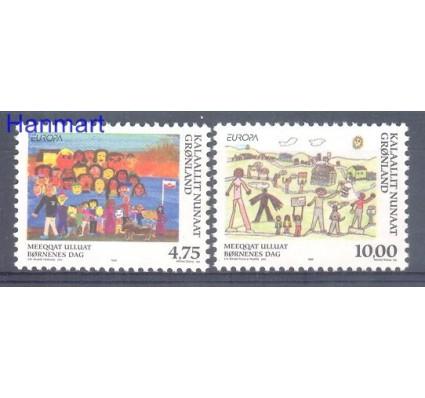 Znaczek Grenlandia 1998 Mi 323-324 Czyste **
