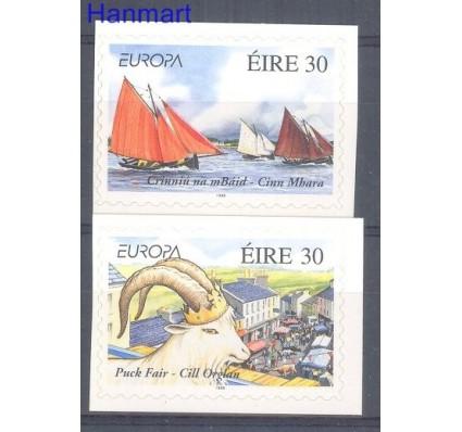 Znaczek Irlandia 1998 Mi 1070-1071 Czyste **