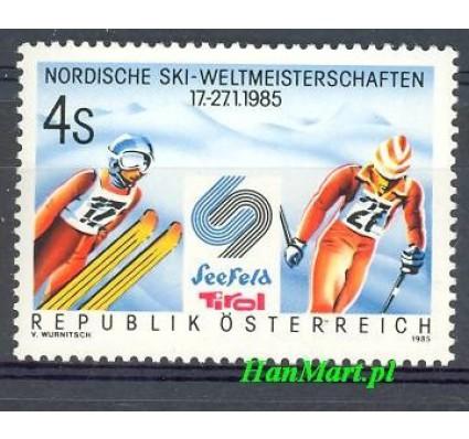 Znaczek Austria 1985 Mi 1801 Czyste **