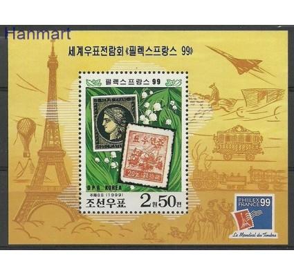 Znaczek Korea Północna 1999 Mi bl 431 Czyste **