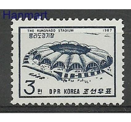 Znaczek Korea Północna 1987 Mi 2810 Czyste **